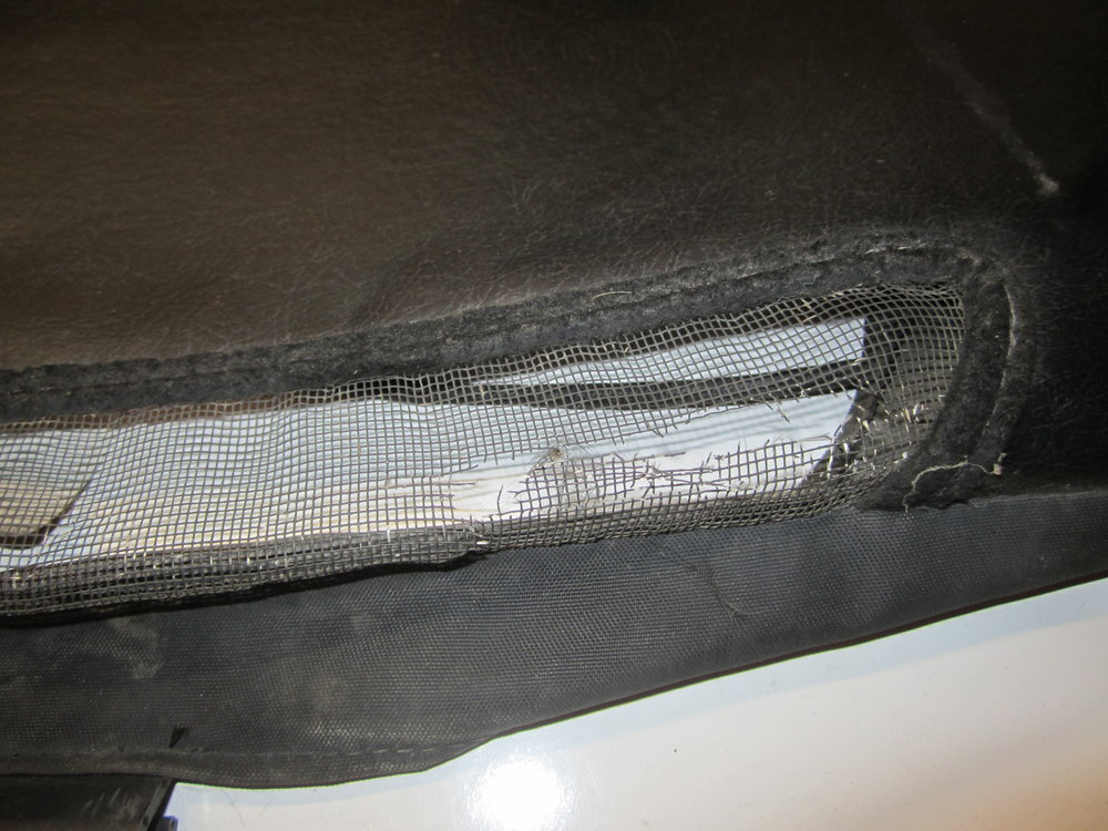 1986 1989 Honda Accord Factory Optional Accessory Front