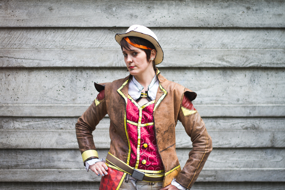 Fiona from Tale From The Borderlands - Cosplayer: VL Anglesey