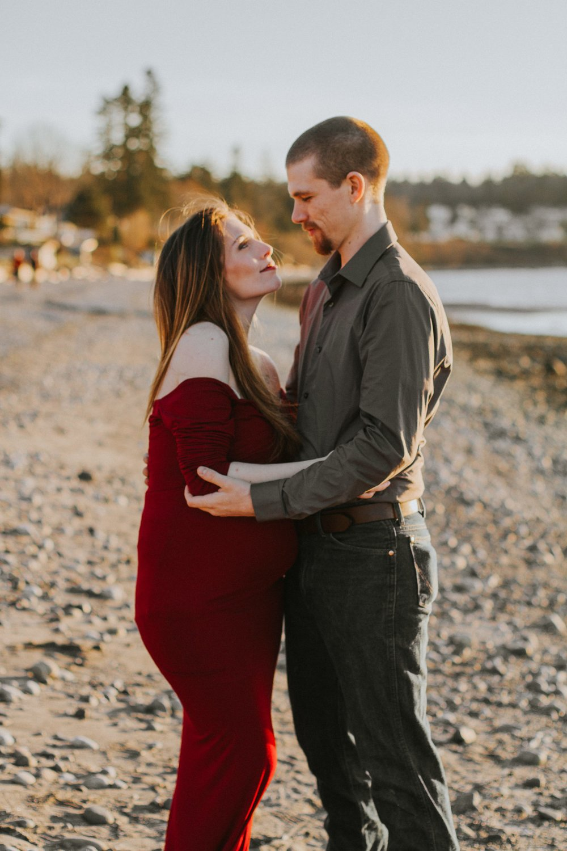 Maternity Photographer, Maternity Session, Maternity Photography, Family Photographer, Bellingham WA, Elsa & Co Photography