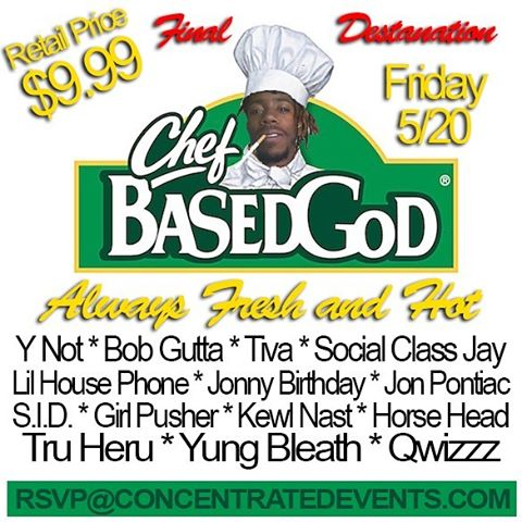 Come out or miss out!! #Concentrated_events #basedworld #basedgod #420sesh #dtla