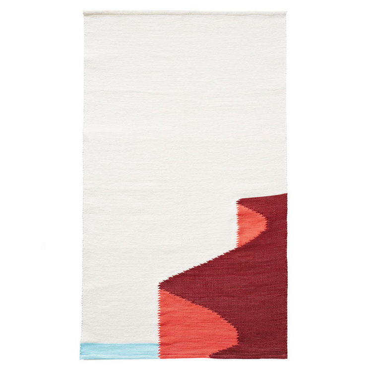 PAYSAGE II - ART RUG BY FERREOL BABIN