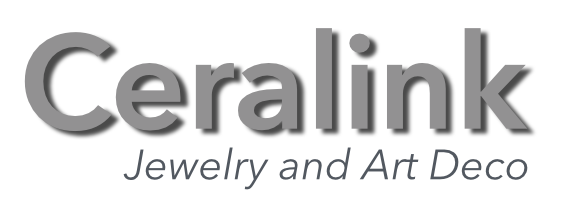 Ceralink Jewelry and Art Deco