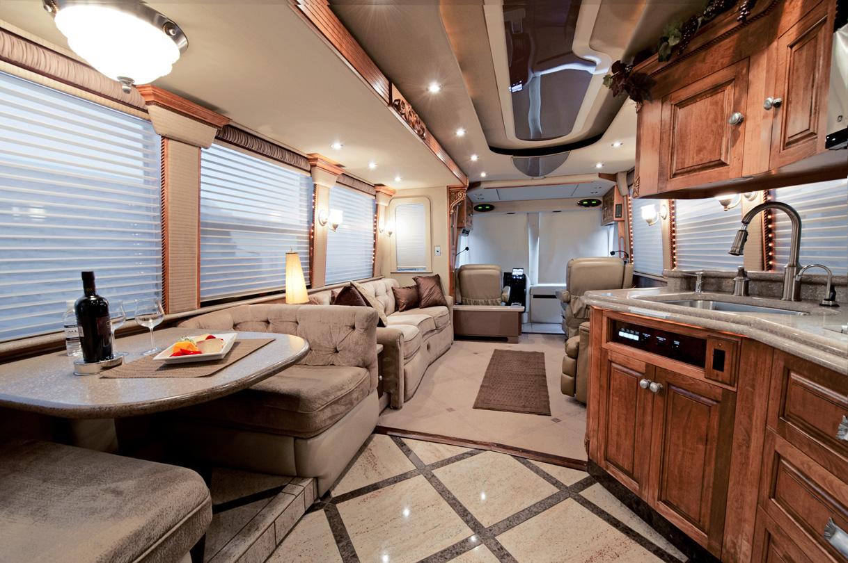 Luxury rv interior - Luxury Rv Interior 10