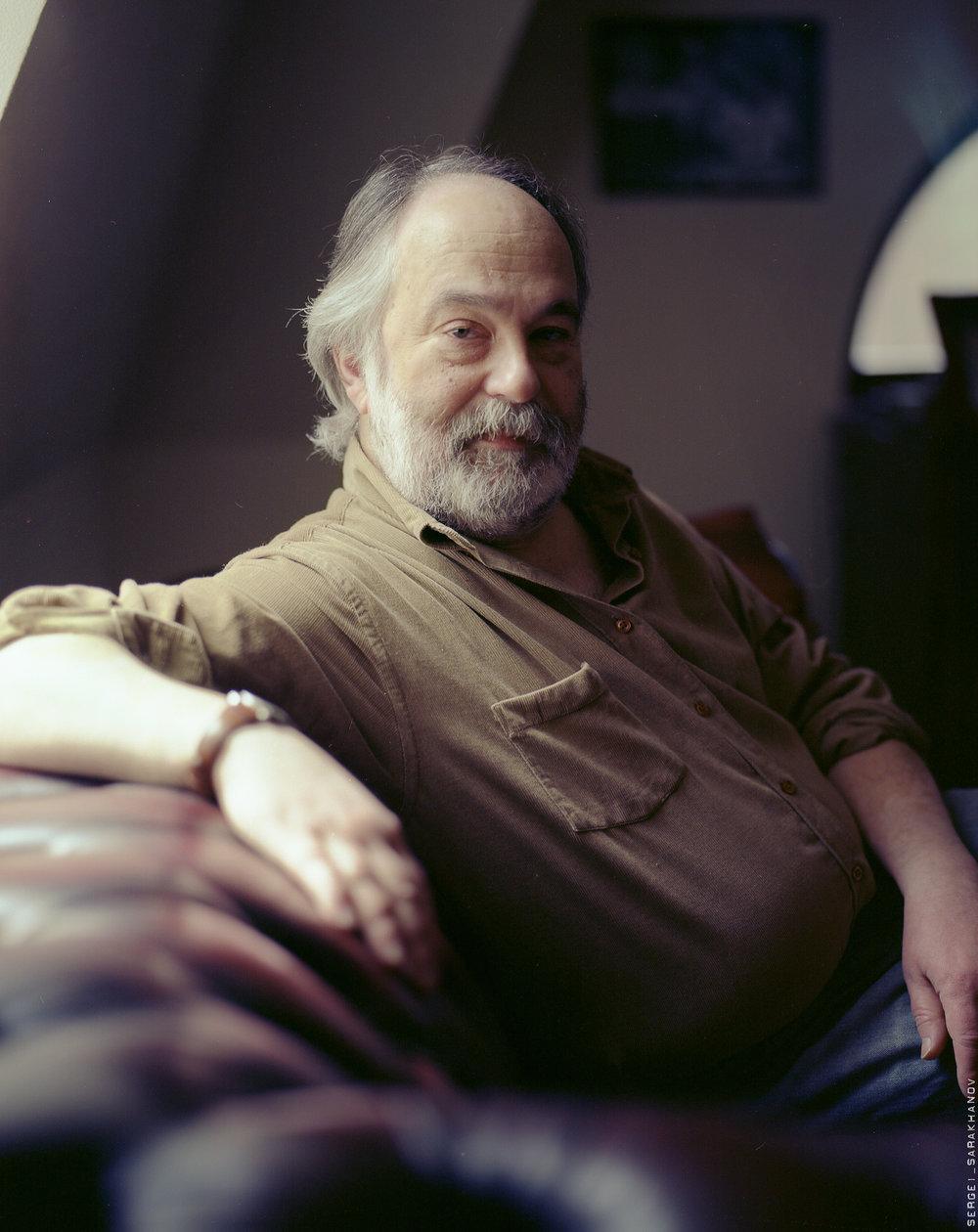 Dmitry Svetozarov