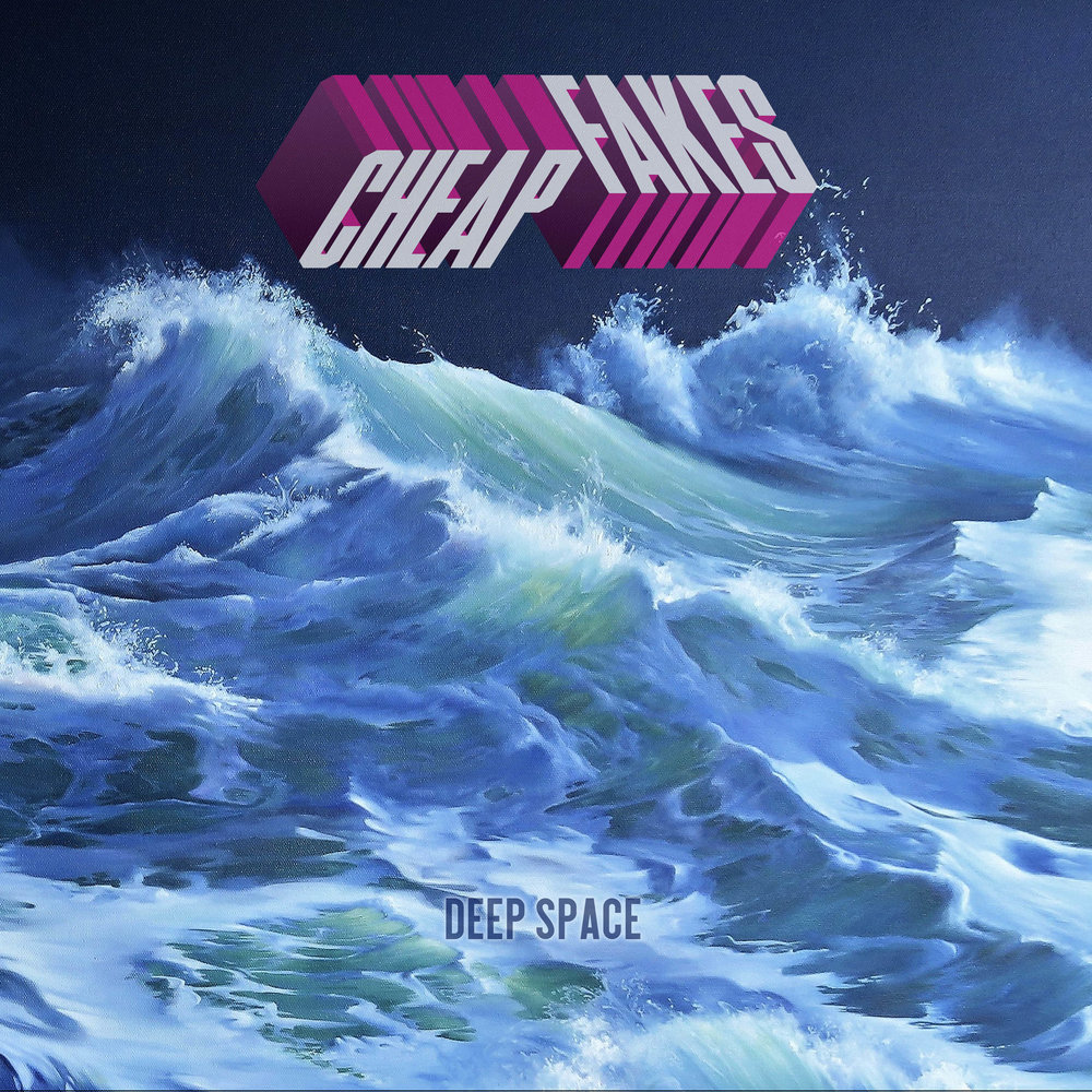 DEEP SPACE  - ORDER THE NEWEST CHEAP FAKES ALBUM DEEP SPACE! (2018)Fresh off the press, 12 track CD or Vinyl. Try to define an album that magically weaves seductive brass lines through intricate melodies and infectious grooves.  Infuse that with elements of Ska, Funk and something that can only be described as late-night Cactus-Jazz. Throw in some Latino and Americano zest.  Then, to complete the album, give it a psychedelic squeeze before pouring it into a 12 track vinyl pressing. Cheap Fakes have created an authentic and sophisticated sound with their new album Deep Space.  The album challenges listeners to engage in its complexity and diversity, the audience growing alongside the ever evolving band.  The album will purposefully punch you in the chest, tear at your heart, fill it with tears of aural joy and then throw you into Deep Space.