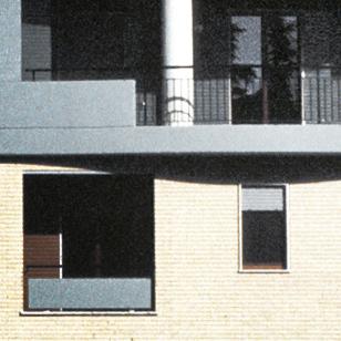 COMPLESSO RESIDENZIALE Casal dei Pazzi, 1992
