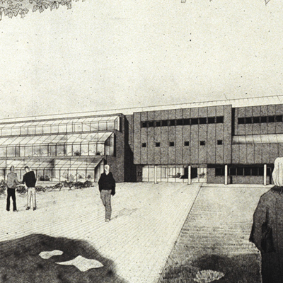 THE EXTENSION OF THE SOLAR ENERGY HIGH SCHOOL OF CASALPALOCCO