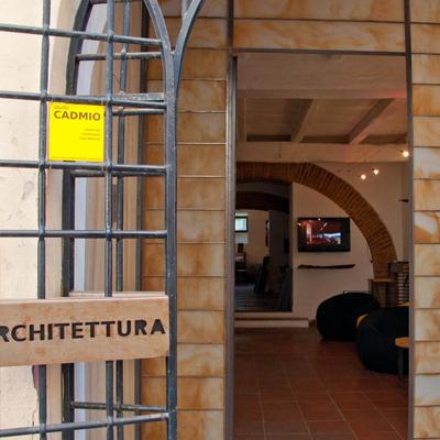STUDIO CADMIO Roma, 2008