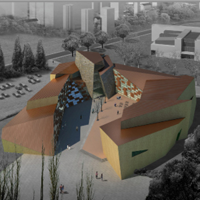 SEDE DELLA PROVINCIA DI AREZZO Arezzo, 2004