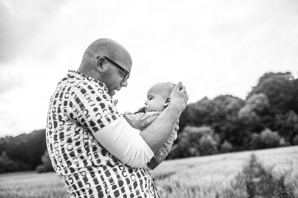 LENA en TIBE - FAMILY PORTRAIT
