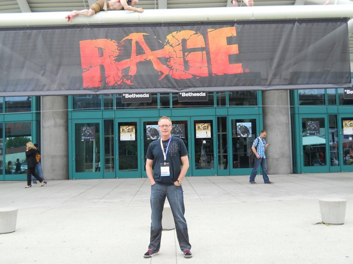 Rod at E3