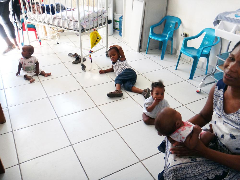 Kinderheim Maison des Anges Haiti