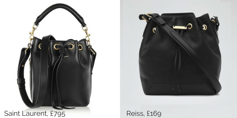Black Bucket Bags | LoloLovett.com