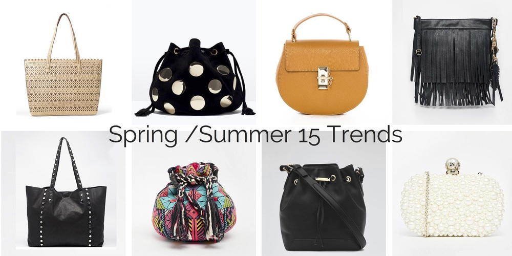 SS15 Bag Trends | LoloLovett.com