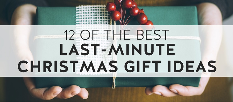 last minute christmas gifts lololovettcom - Best Last Minute Christmas Gifts