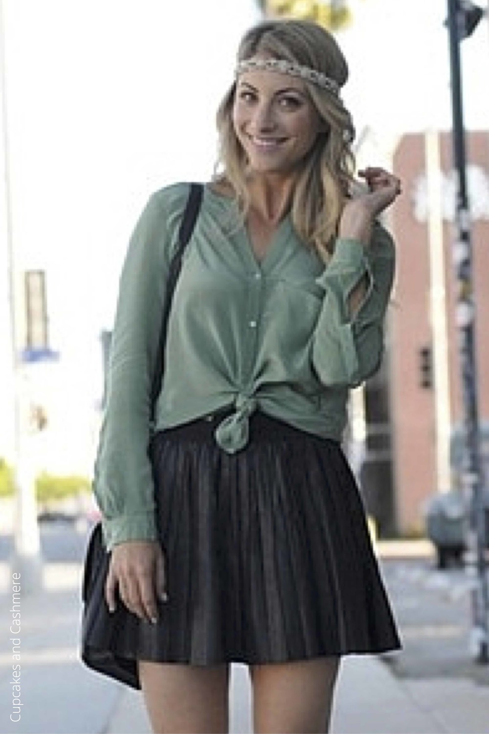 Knotted tops in your 20s | LoloLovett.com