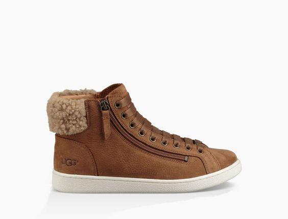 UGG Olive boots, £120