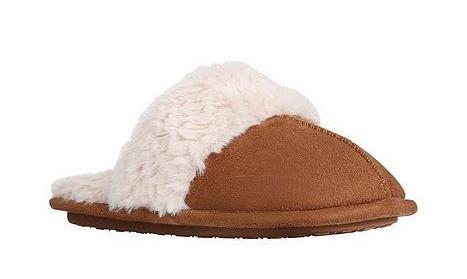 F&F mule slippers, £9