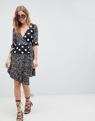 A simple stylish wrap dress. ASOS Design, £30