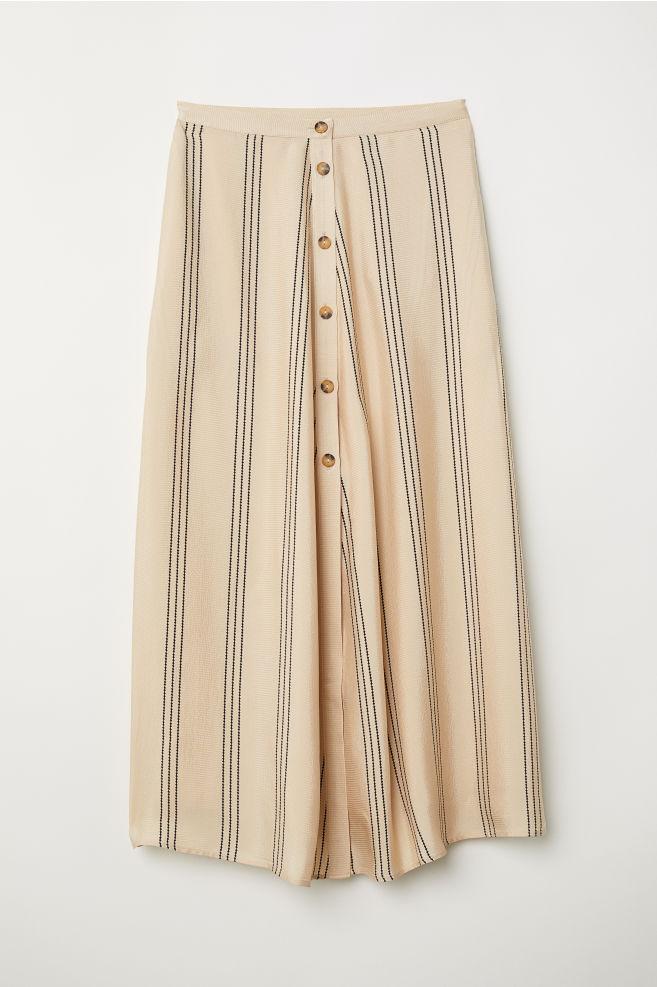 Midi skirt, H&M, £39.99