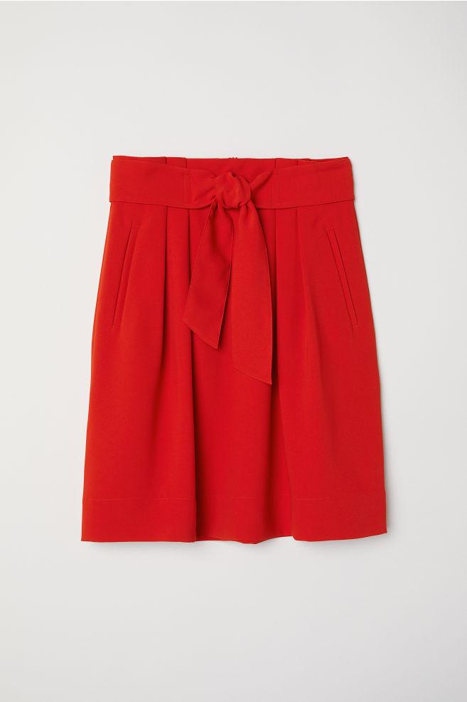 Cargo skirt, H&M, £19.99