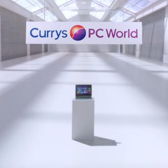 CURRYS PC WORLD // LUDOVIC BOURCE