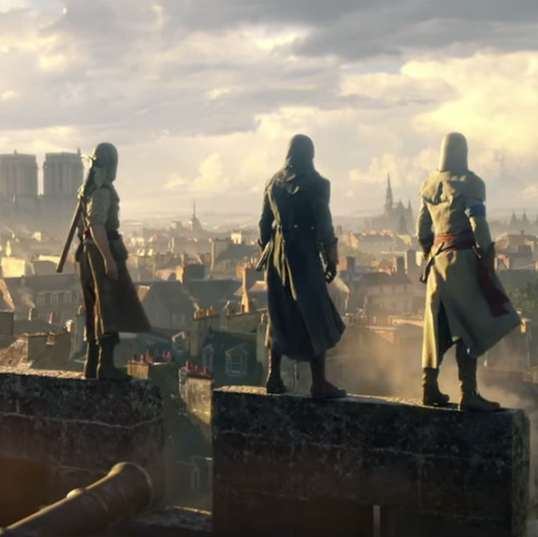 ASSASSIN'S CREED   LORDE