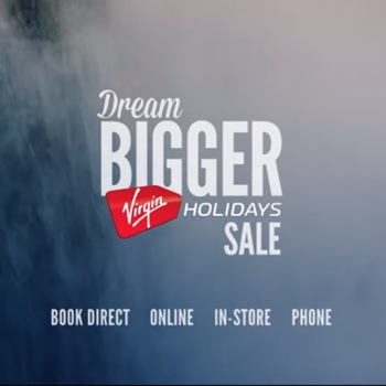 VIRGIN HOLIDAYS | RAE MORRIS