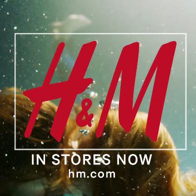 LION BABE   H&M