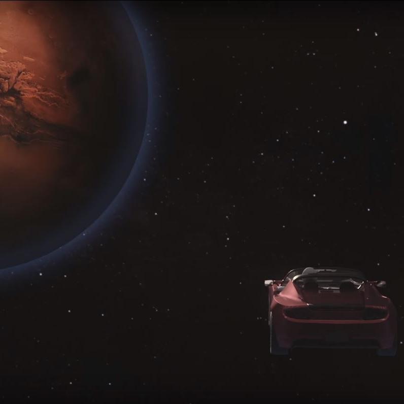 DAVID BOWIE   SPACE X