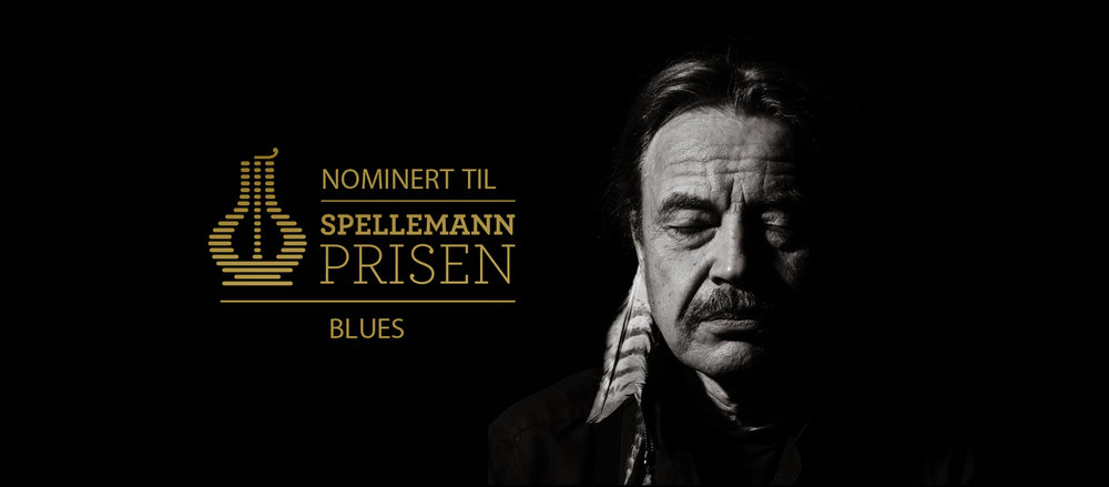 Great NEWS!! Ulf Myrvold is nominated for the Norwegian Spellemannprisen award in the blues category!