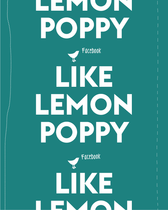 LEMON POPPY TEA THEE FACEBOOK AMSTERDAM NEDERLAND THEE COMPANY LEMON POPPY