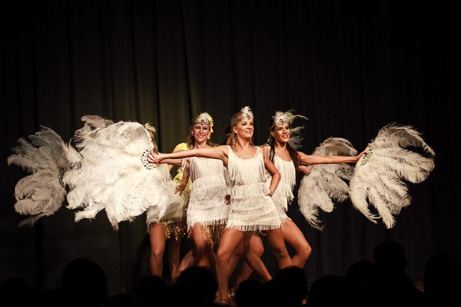 Vegas Show girls Melbourne