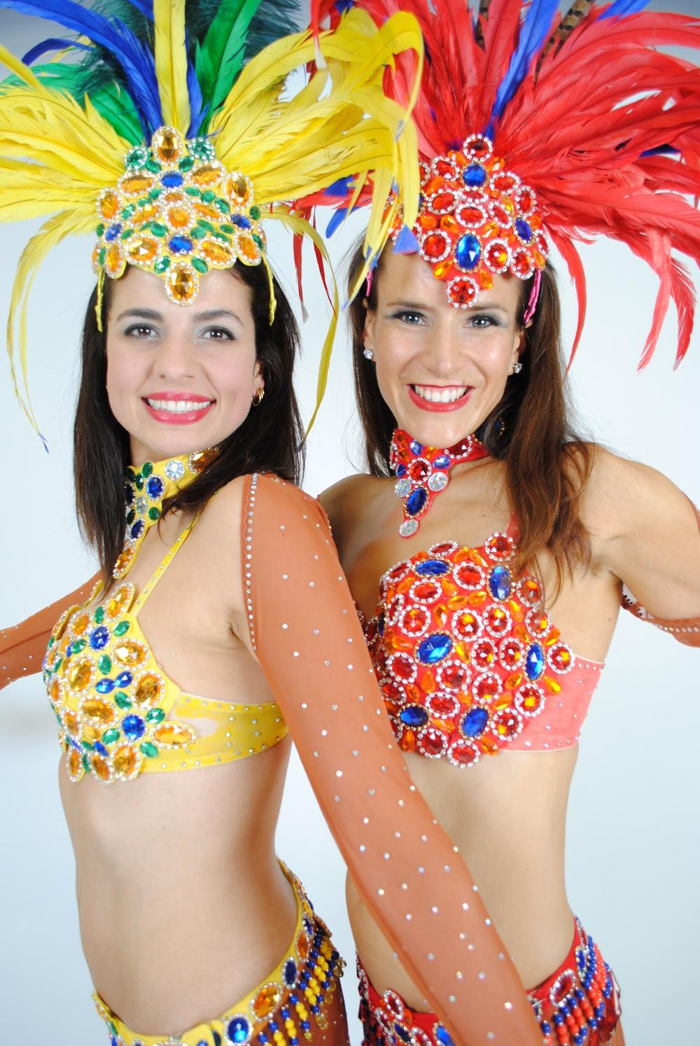 Brazilian Samba Dancers Melbourne