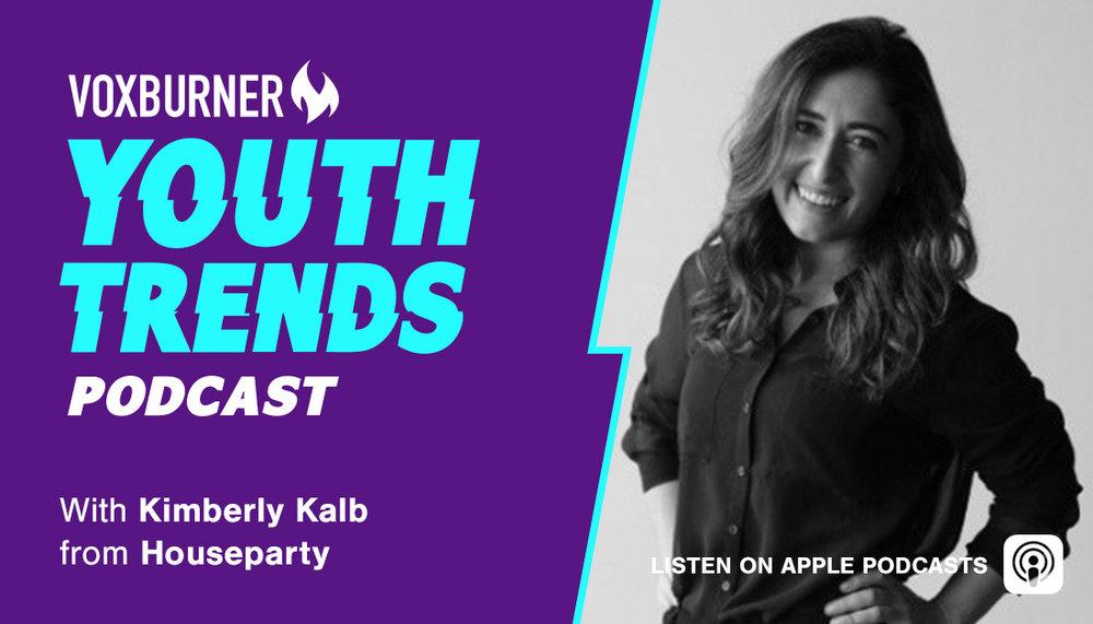 Kimberly Kalb Podcast Promo Social Image