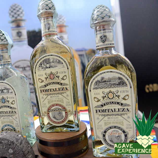 140 years of Tequila Fortaleza.