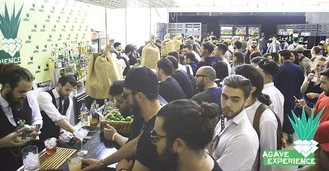 Crowded bar!