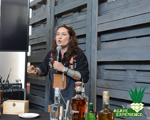 Karina Valenzano for @zignummezcalusa