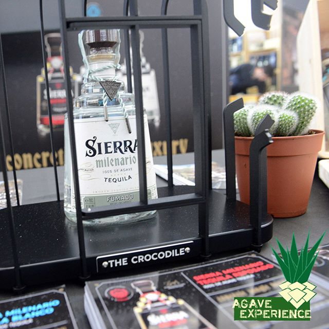 Sierra Tequila, from the highland fields in Jalisco to Milan.