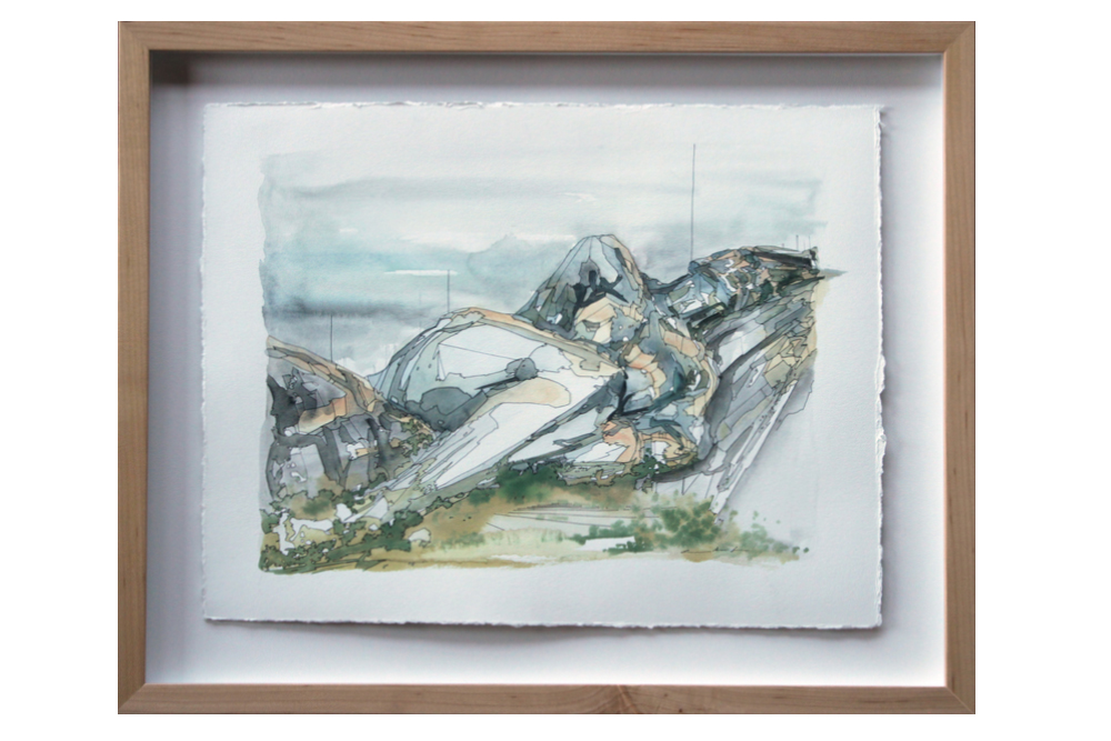 Till Watercolor gouache and ink landscape painting sleeping giant andrea durfee.jpg