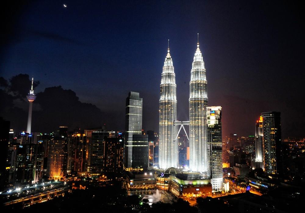 In a day: Kuala Lumpur