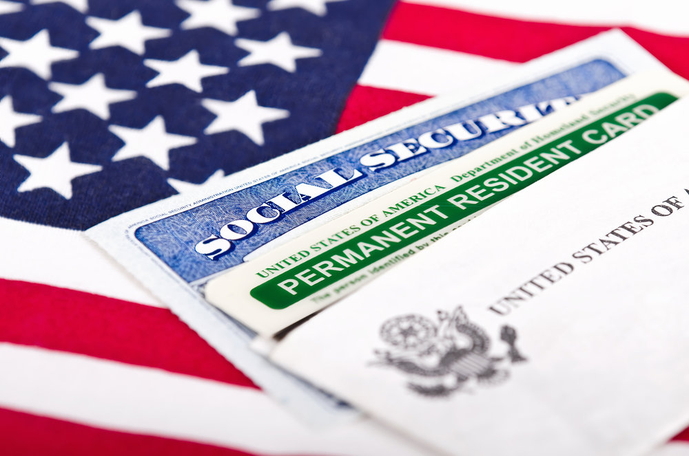 """The American """"Green Card"""" dream. Source:  Today I Found Out ."""