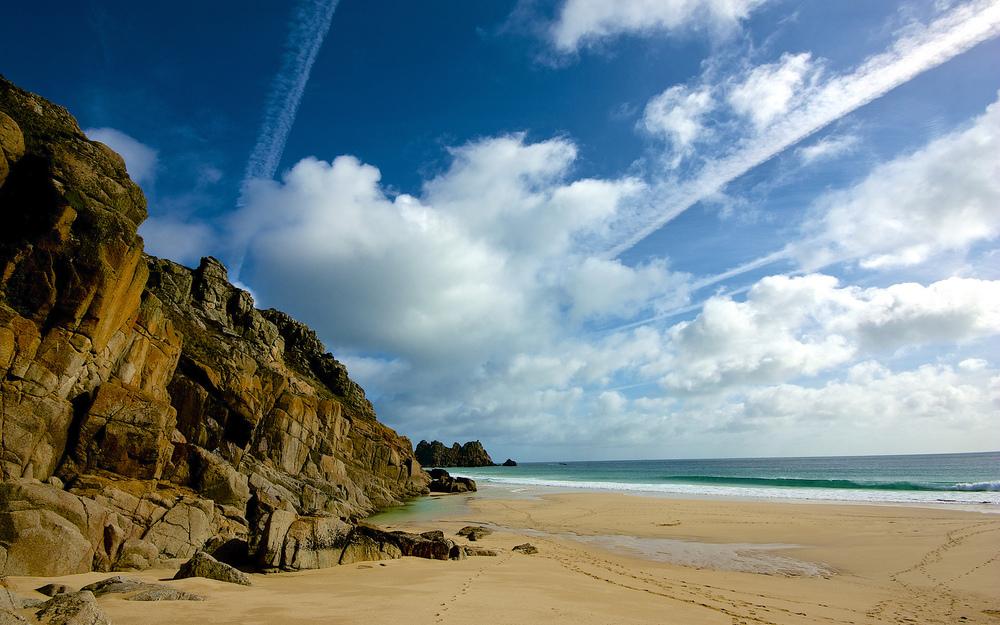 Porthcurno | Cornwall | England