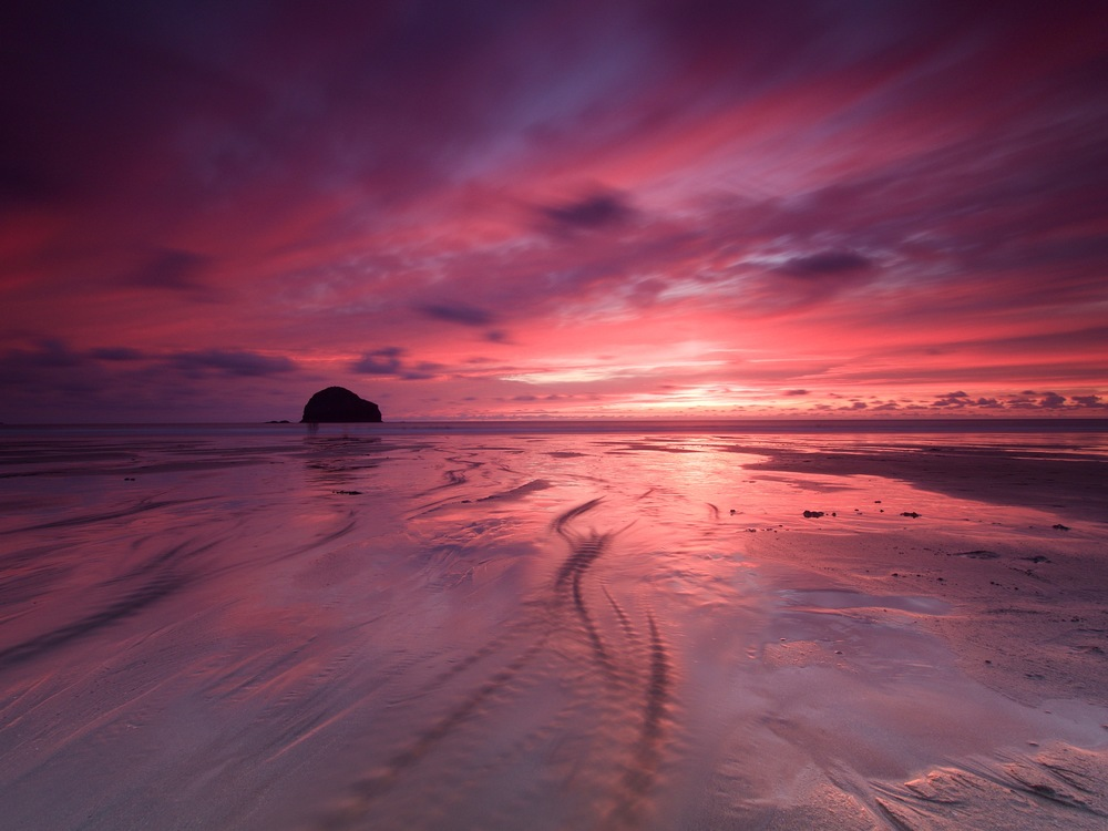 Trebarwith Strand | Cornwall | England