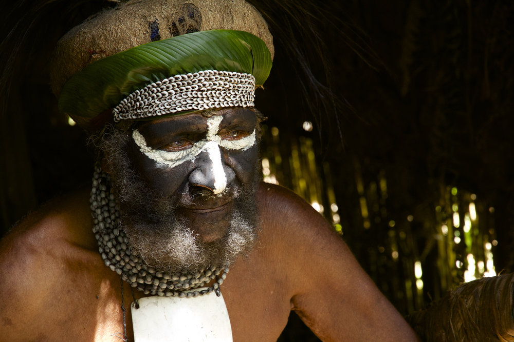 Village Elder | Mount Hagen | Papua New Guinea