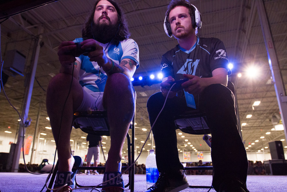 #8 - C9 | Mang0 vs CLG SFAT - Canon 7D - Shutter Speed: 1/250th Aperture: f/2.8 - Lens: Canon 16-35mm f/2.8