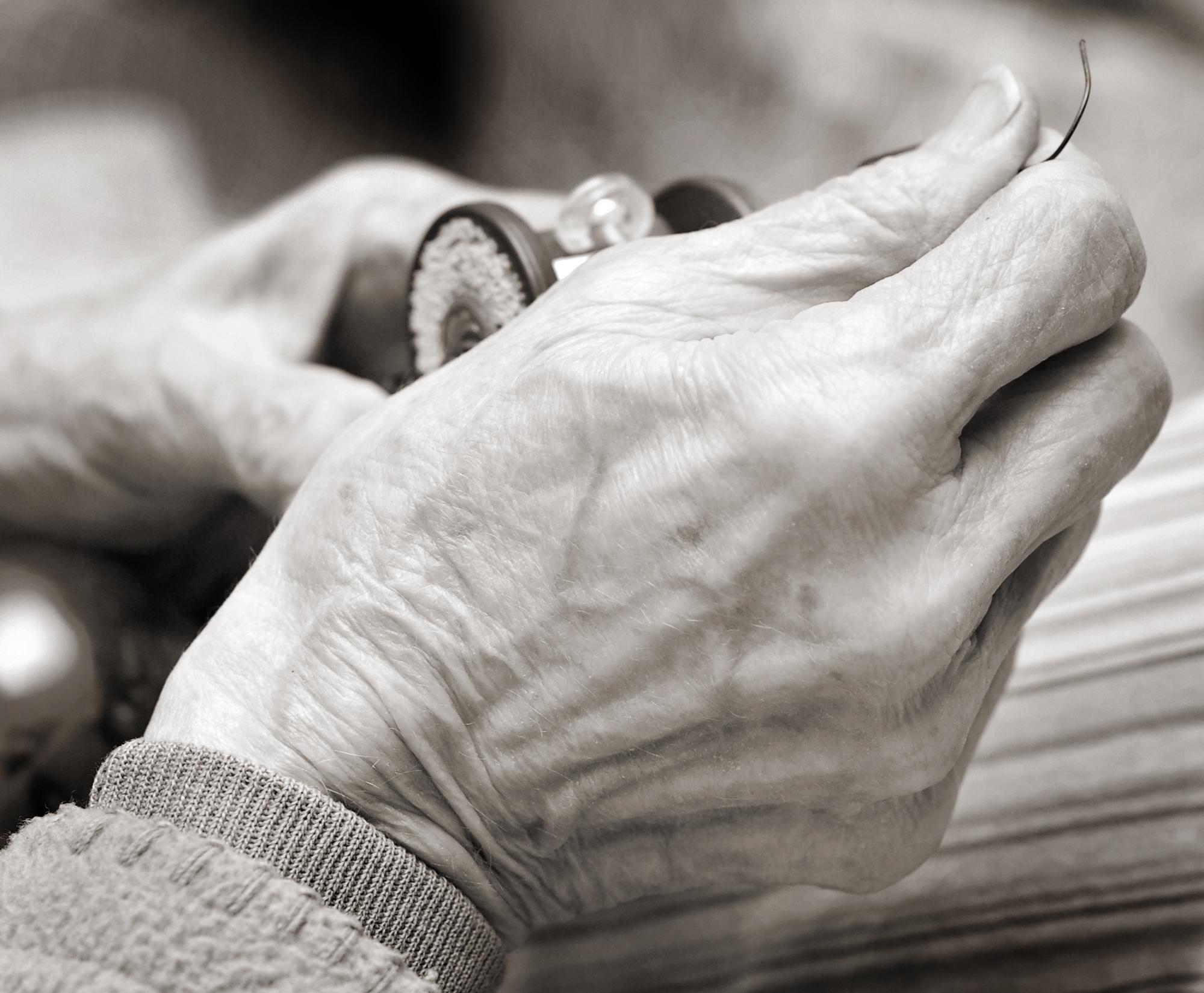 Gran's Hands