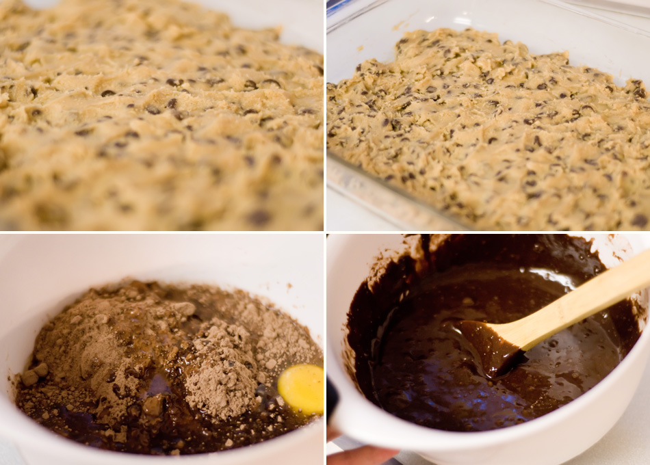 brownie chocolate chip cookie recipe