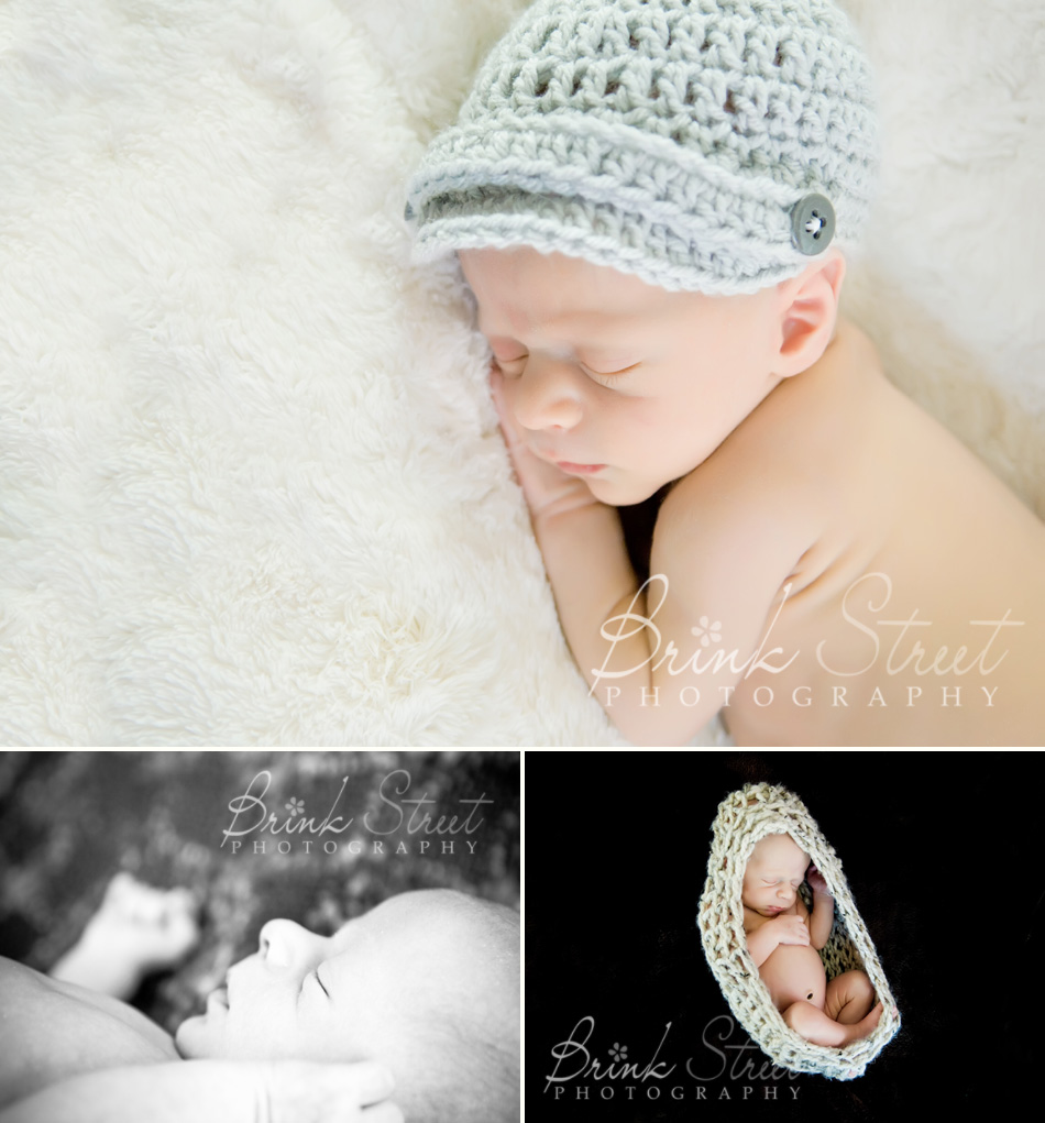Evergreen Newborn Photographer