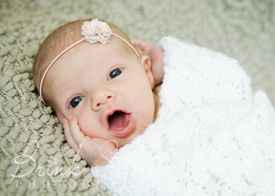 Parker Newborn Baby Photographer